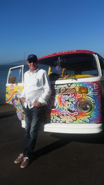 Ray & the hippy combi